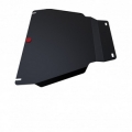 Защита раздаточной коробки+комплект крепежа Kia Sorento, V -2,5; 3,3 2006-2009