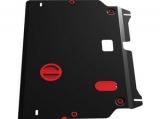 Защита картера+комплект крепежа  Mazda Demio картер, V - все2002-2007