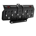 Защита радиатора + комплект крепежа Ssang Yong New Actyon, V - D20T; 2WD (2011-)