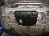 Защита картера двигателя и кпп Chevrolet Lanos (Шевроле Ланос) (V-все, 2005-2009) / ZAZ Shance (V-все, 2009-)