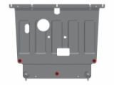 Защита (картера и КПП) KIA Sportage 2016 - {2.0 AT, MT} сталь 1,5 мм