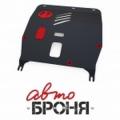 защита картера и КПП Автоброня Fiat 500 , V - 1,2; 1,4
