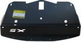 Защита  Радиатора BMW X5