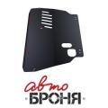 защита картера и КПП Автоброня Toyota Verso , V - 1,6; 1,8