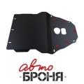 Защита картера и КПП Автоброня, , BMW 5 V - 2.0, 2.8/E39, 1995-2002, крепеж в комплекте, сталь, ()