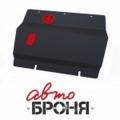 защита картера и КПП Автоброня Citroёn С8, V - 2,0