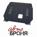 защита картера и КПП Автоброня Kia Sorento Prime 4WD, V- 2,2CRDi; 2,4i; 3,3i