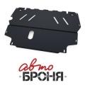 защита картера и КПП Автоброня Seat Alhambra , V - 2,0TSI