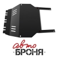 защита картера и КПП Автоброня Skoda Octavia Tour V - 1,4; 1,6; 1,8