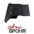 защита картера и КПП Автоброня Toyota RAV4 , V - 1,8; 2,0