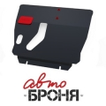 защита картера и КПП Автоброня Toyota Caldina 2WD ,V - все