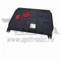 защита картера и КПП Автоброня Haval H2 МКПП 4WD , V - 1,5T