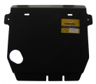 Защита (двигатель, дифференциал, КПП, РК) Infiniti QX 56 2010-; Nissan Patrol (Y62) 2010-; все объем