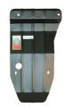 """Защита картера двигателя BAW """"Tonik"""" (2010-) комплект с балкой"""