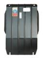 """Защита радиатора BAW """"Tonik"""" (2010-) комплект с балкой"""