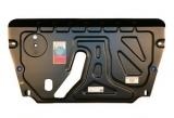"""Защита картера двигателя и КПП LEXUS """"RX350"""" (2009-); TOYOTA """"Highlander"""" (2007-) 3910"""