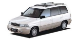 Защита картера и КПП, MAZDA MPV Granz правый руль (LV), 2,5TD, 1990 - 1999, сталь 2 мм