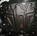 ЗАЩИТА КАРТЕРА Suzuki SX4 V-ВСЕ 2005-  FIAT SE