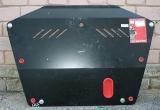 Защита картера Civic 2001-2006 1,3; 1,4; 1,6; 1,7; 1,8 картера и КПП сталь 2,0 мм