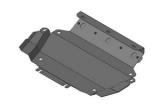 Защита стальная Радиатора Chevrolet TrailBlazer V=2.8TD полный АКПП с 2013