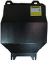 Защита стальная Мотодор 13107 Haval H9