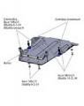 Защита для КПП (комплект с балкой) Audi Q5 композит