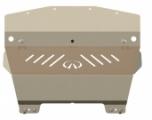 Защита картера, INFINITI G 35 x , 3,5 4wd, 2006 -, AL 5 мм
