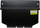 Защита (двигатель, КПП) Lexus IS 250 2005-2008; V=2,5i, сталь 3 мм, [АКПП RWD