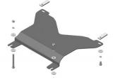 Защита стальная 3 мм Э;Д Lexus GS350 AWD; c 2012 г. в.
