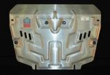 "Защита картера двигателя и КПП TOYOTA ""Corolla"" (2007-) 1.3л, ""Auris"" (2006-) 1.3л алюминий"