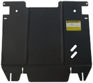 Защита картера, КПП Chery M11 2007-2017.