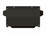 Защита {картера и КПП} CHERY M11 (2008 -) 1,6 (кузов: 4-dr sedan) сталь 2 мм, Гибка, 9,15кг., 1 лист