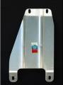 """Защита КПП CHEVROLET """"Niva""""(2002-); ВАЗ 2123 """"ШевроНива""""(2000-2002) алюминий"""