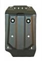 "Защита картера двигателя CHEVROLET ""Niva""(2004-); ВАЗ 2123 ""ШевроНива""(2000-2002) комплект с балкой"