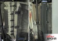 Защита топливных трубок + крепеж, Сталь, Nissan Terrano 2016-, V - 1.6; 2.0/Nissan Terrano 2014-2016, V - 1.6; 2.0/Renault Duster 2015-, V - 1.6; 2.0; 1.5d/Renault Kaptur 2016-, V - 1.6; 2.0/Renault Duster 2011-2015, V - 1.6; 2.0; 1.5d