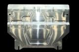 Защитакартера двигателя и КПП Audi Q3 2011-