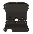 Защита картера, BMW 1ER (Е81 ; E87), 1,6, 2004 -, сталь 2,5 мм
