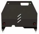 Защита {картера и КПП} CADILLAC SRX (2010 -) 2.8 ; 3.0 ; сталь 2,5 мм, Гибка, 8,99кг., 1 лист