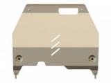 Защита {картера и КПП} CADILLAC SRX (2010 -) 2.8 ; 3.0 ; алюминий