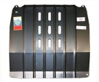 "Защита картера двигателя и КПП ALFA ROMEO ""147"" 1.6л (2001-2010) ""GT"" 1.8л (2003-2010) 1212"