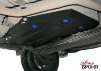 Защита топливного бака + крепеж,  Сталь, Nissan Terrano 2016-, V - 1.6; 2.0; передний привод/Nissan Terrano 2014-2016, V - 1.6; 2.0; передний привод/Renault Duster 2015-, V - 1.6; 2.0; передний привод/Renault Kaptur 2016-, V - 1.6; передний привод/Renault Duster 2011-2015, V - 1.6; 2.0; передний привод