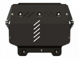 Защита {картера и КПП} SKODA Yeti (2011 -) 1.2TSI MT ; сталь