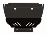 Защита {картера и КПП} CHERY Indis (2010 -) 1.3 MT (кузов: S18D) сталь 2 мм, Гибка, 7,8кг., 1 лист