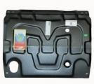"""Защита картера двигателя и КПП DAEWOO """"Matiz""""(2003-) 2121"""