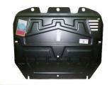 """Защита картера двигателя и КПП VW """"Jetta"""" (2010-); SEAT """"Altea"""" (2004-), """"Leon"""" (2004-2012), """"Toledo"""