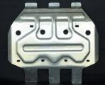 """Защита картера двигателя VW """"Amarok"""" (2010-) алюминий"""