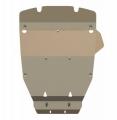 Защита {картера} LEXUS IS250 awd (2008 - 2013) 2,5 АТ (кузов: E20) алюмин