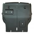 Защита картера двигателя и КПП для VOLKSWAGEN Multivan T5 2003-