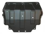 Защита картера двигателя и КПП для VOLKSWAGEN Tiguan 2007-