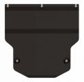 Защита картера и КПП для AUDI Q 3, 2011-
